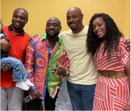 CELEBRITY NEWS : DAVIDO CELEBRATES HIS DAUGHTER'S 2ND BIRTHDAY PARTY